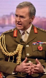 defence chief